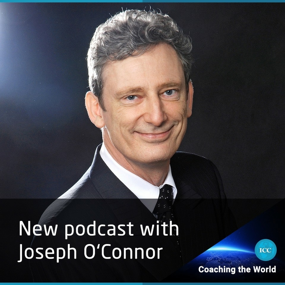 Episode 8 – Joseph O´Connor NLP and coaching expert