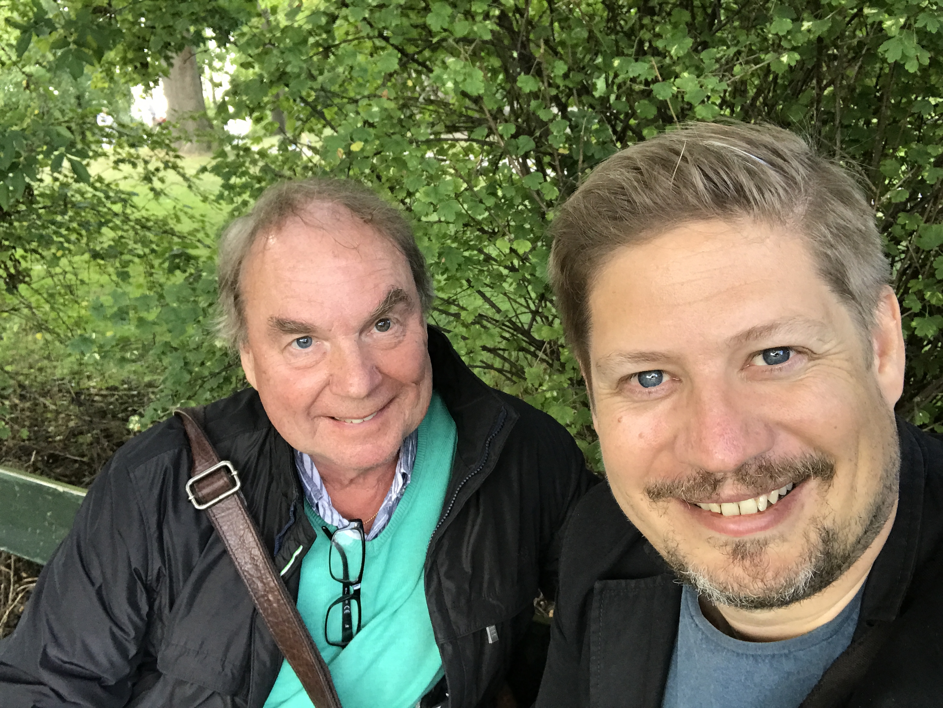 EP 12 – Scandinavian leadership, Lots and Hans Åkerblom