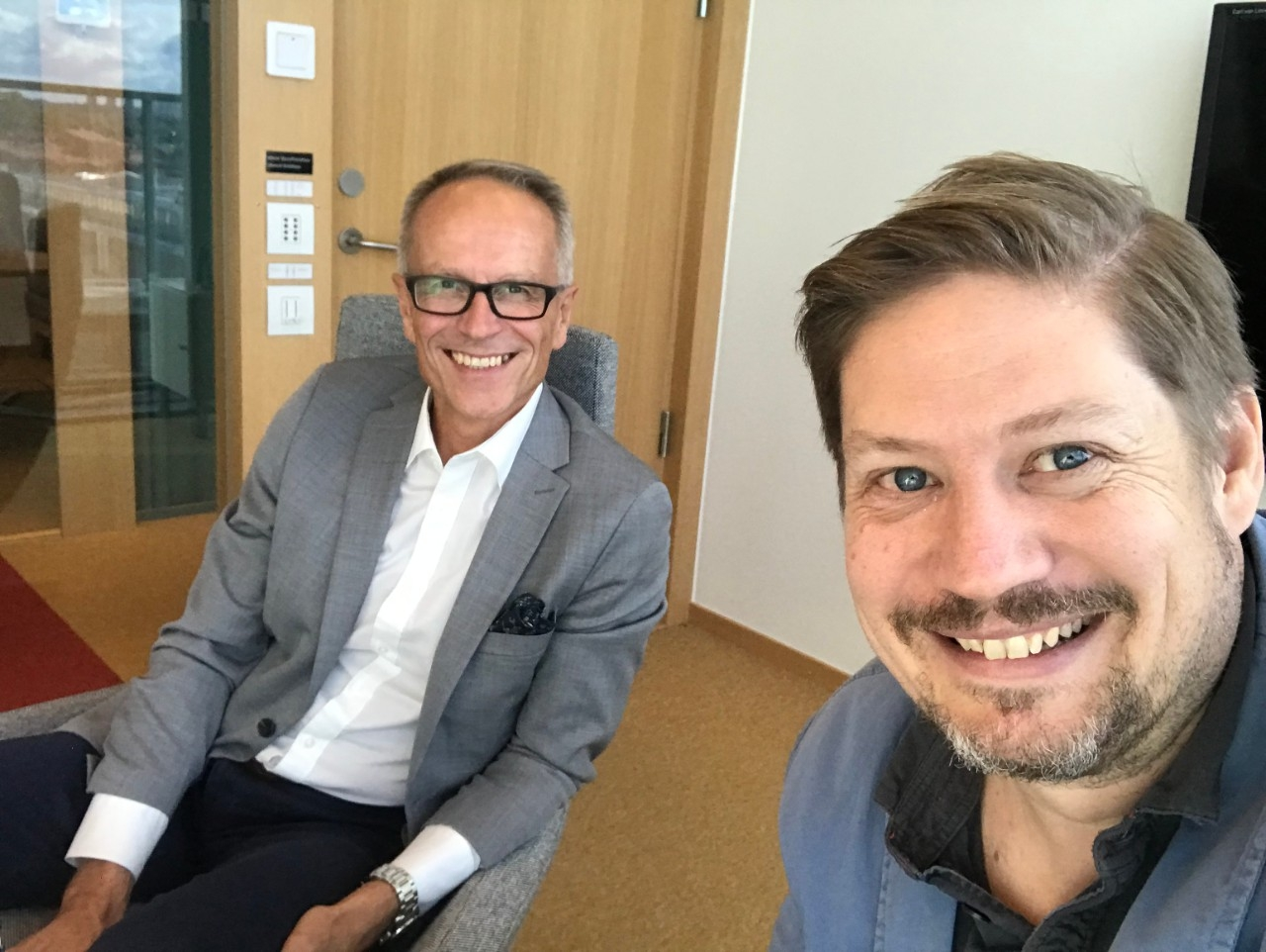45 – The future with Mats Lindgren from Kairos Future