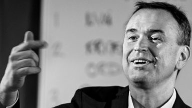 Business coach Oskar Andermo poddar med Magnus Kull om coaching, NLP och ledarskap